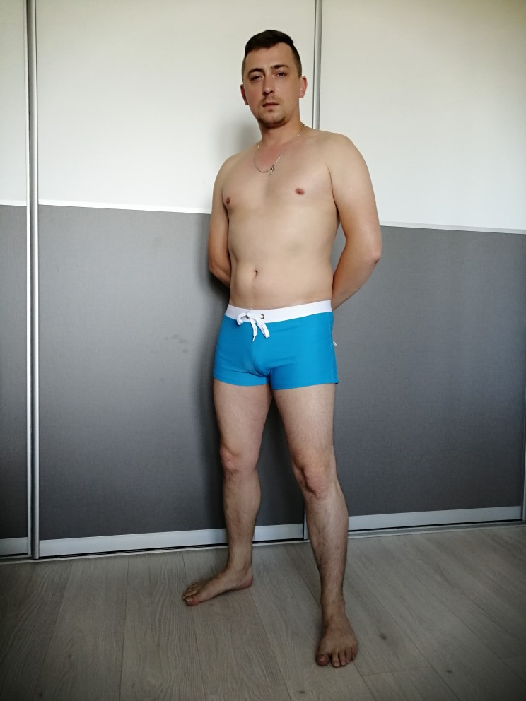 Shorts de praia e surfe masculino correndo ginásio