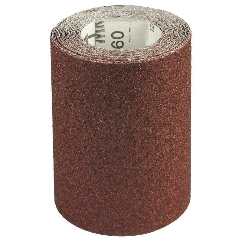 Sandpaper Corundum Roll 115mm. X 5 M. Grain 150