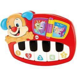 Музыкальная игрушка Fisher-price Смейся и учись Пианино учёного щенка