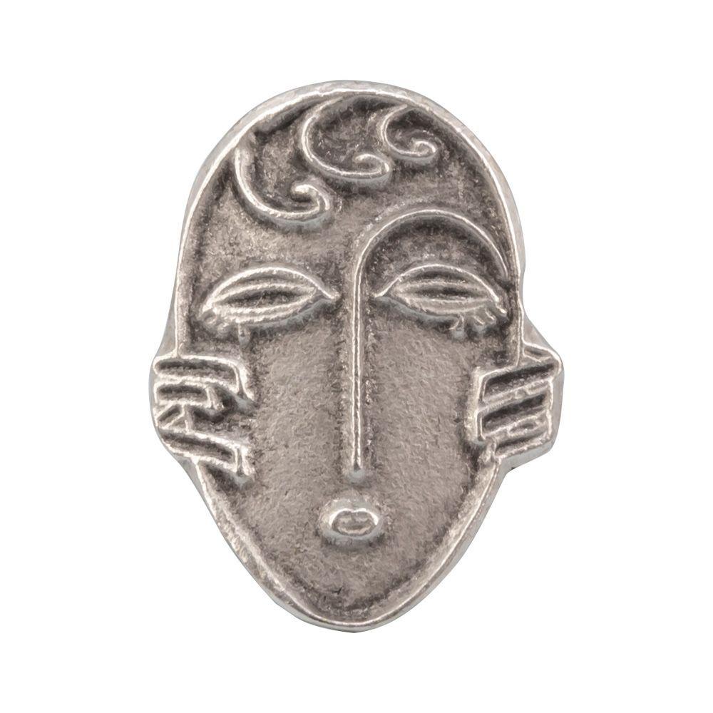Кольцо женское безразмерное Лицо женщины (54065) Кольца      АлиЭкспресс