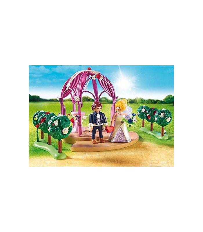 Playmobil 9229 Pabell? N Bridal With Boyfriends Toy Store