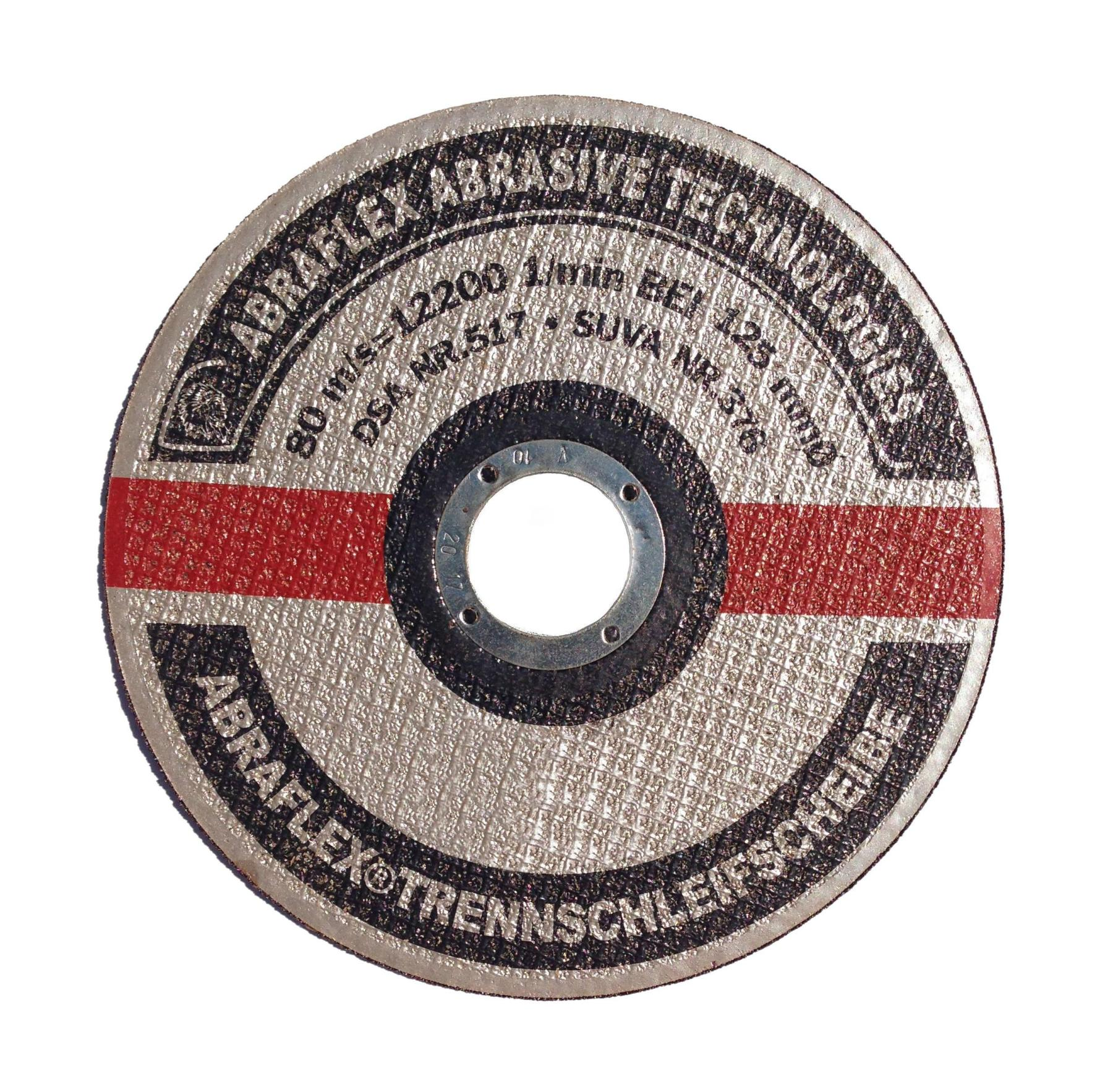 Circle Cutting ABRAFLEX 125х2. 5х22 A-30 STANDARD BF