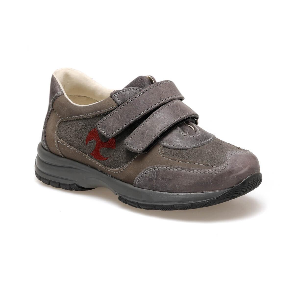 FLO 2627 D31 Smoked Male Child Shoes Kifidis