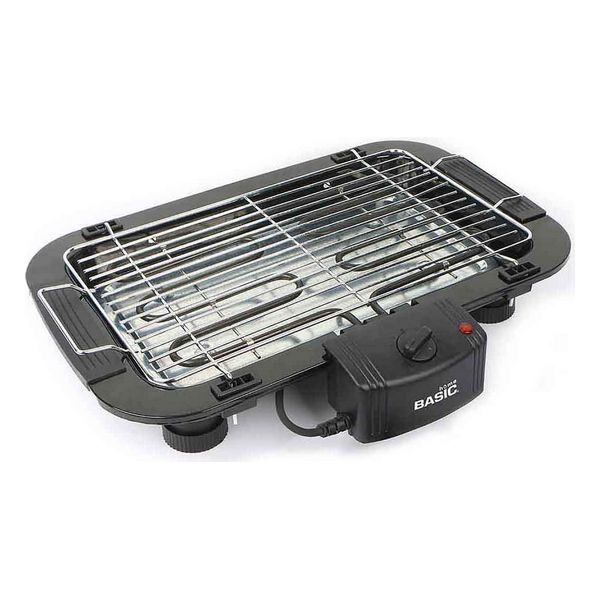 Electric Barbecue Basic Home 2000W Black (52 X 52 x 38 cm)|  - title=