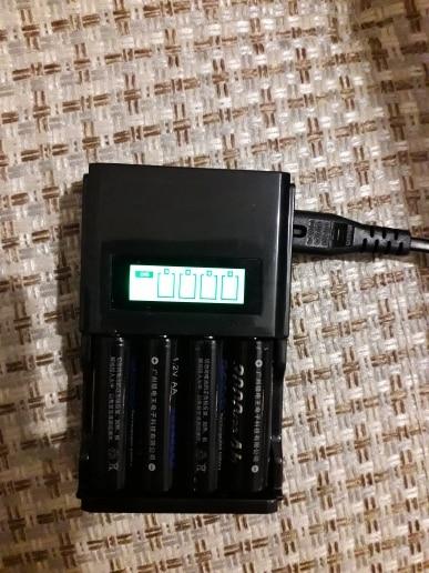 -- Bateria Bateria Recarregável