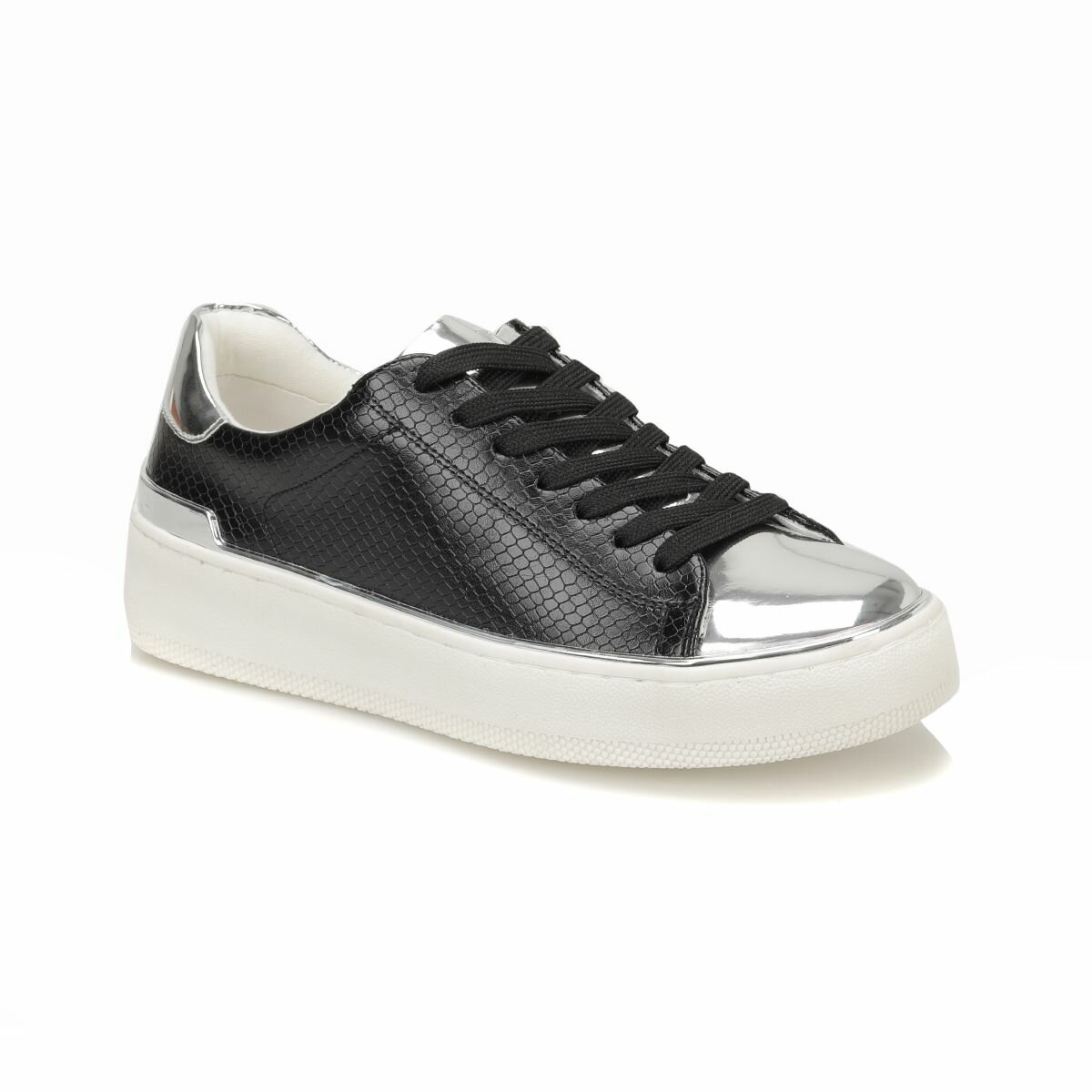 FLO PONY Black Women 'S Sneaker Shoes LUMBERJACK