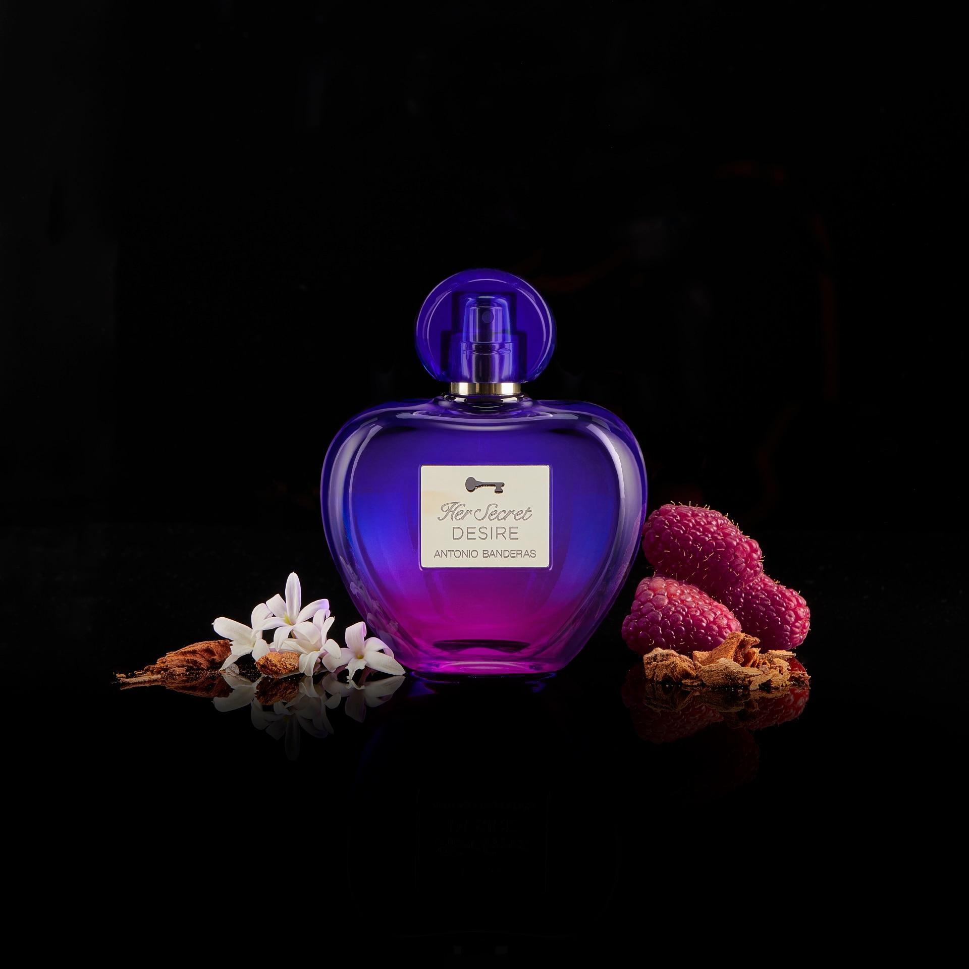 Perfume Antonio Banderas Her Secret Desire Eau De Toilette Perfume 50 Ml