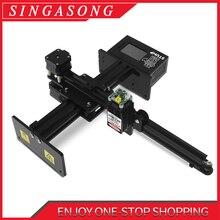 20W CNC Laser Graveur Laser Gravur Maschine Mini Laser Engraver Tragbare Haushalt DIY Laser Gravur Schneiden maschine