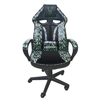 Stinger Station Army Green - Silla Gaming, silla de Escritorio, Silla Racing,...