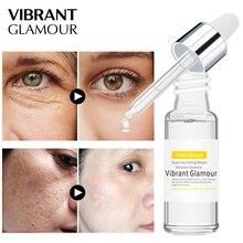 Snail Essence Anti-Aging Anti Ance Face Serum Hyaluronic Acid Liquid Whitening Shink Pores Mosturizing Cream Skin Care