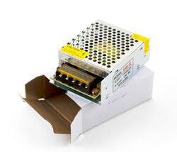 Suministro de energía para tira de ledes, controlador led, transformador, s-60-12 de 60 W, 12 V, 5 A, IP22, de la marca naguile