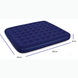 Inflatable mattress Bestway set cushion pump camping inflatable mattress for fishing for sleep camping double