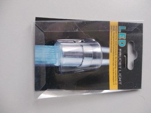 LED Colorful Faucet Light photo review