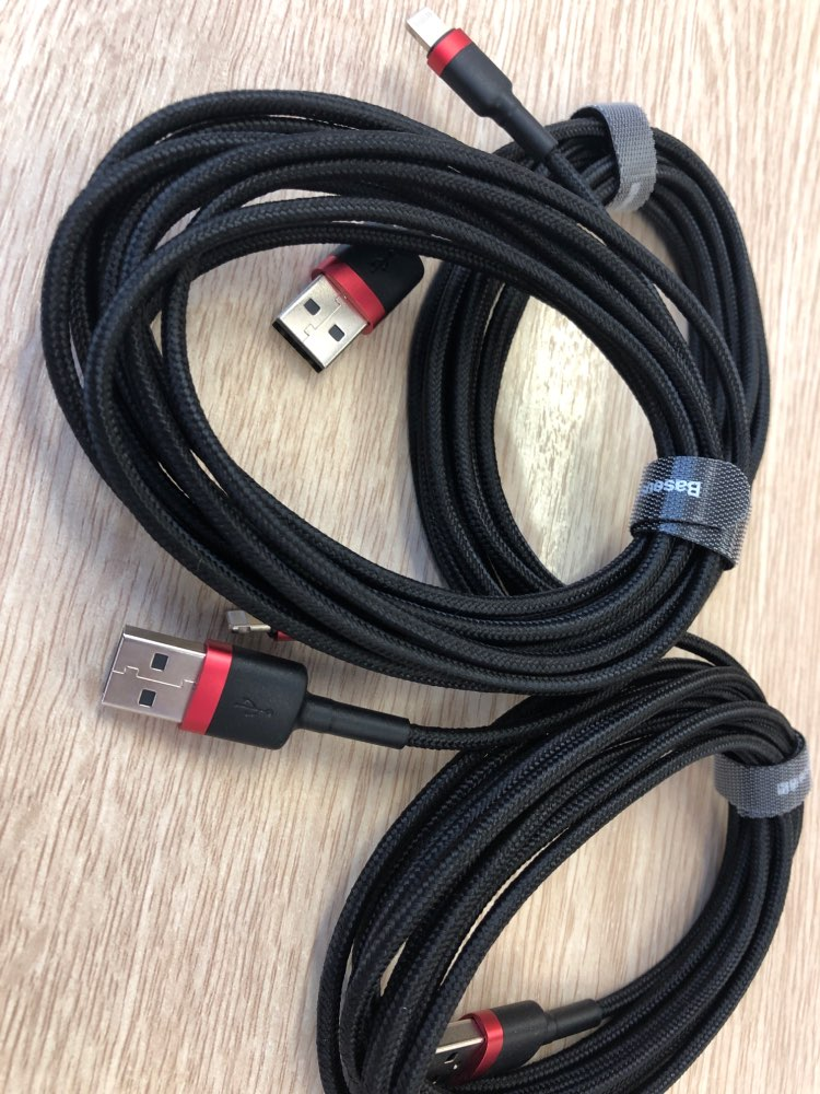 Original For usb lightning cable short 0.5m 1m 2m 3m 2.4A Fast charging data for iPhone 11 xs max xr 8 7 6s plus 5s ipad charger-in Mobile Phone Cables from Cellphones & Telecommunications on AliExpress