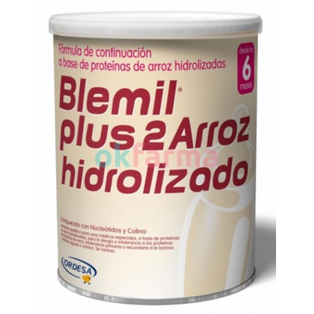 Blemil Plus 2 Rice Hydrolyzed 400 GR