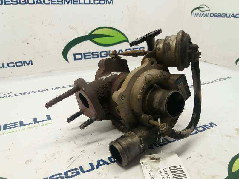73501343 TURBOCHARGER OPEL CORSA C|Turbocharger| |  - title=