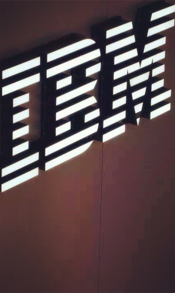 《IBM》封面图片