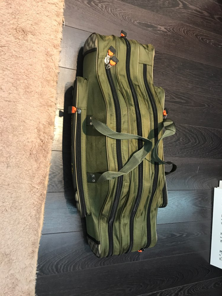 Bolsas de pesca portátil multifuncional transportadora