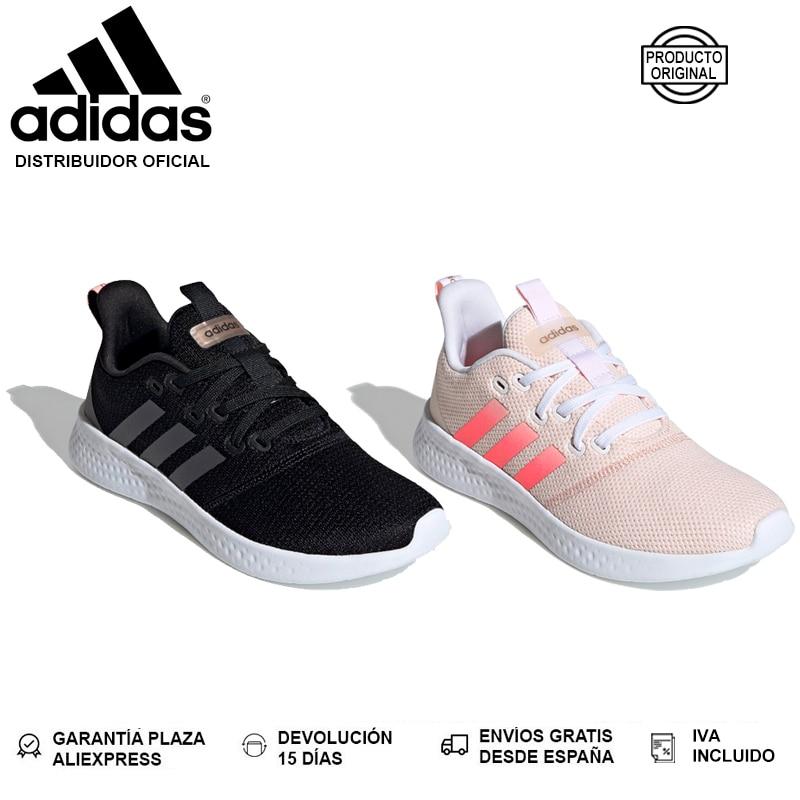 Adidas Puremotion, Zapatillas Para Correr, Mujer, Parte Superior Textil, Mediasuela Cloudfoam, Suela Sintética – NUEVO ORIGINAL