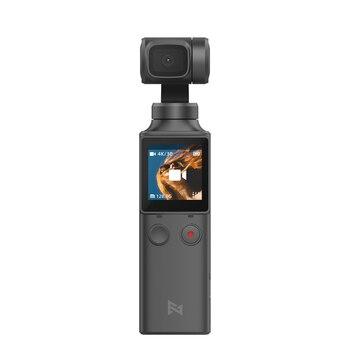 En existencia FIMI Palm Cámara 3-Axis 4K HD Handheld Gimbal Cámara estabilizador 128 ° Gran Angular pista inteligente incorporado control Wi-Fi