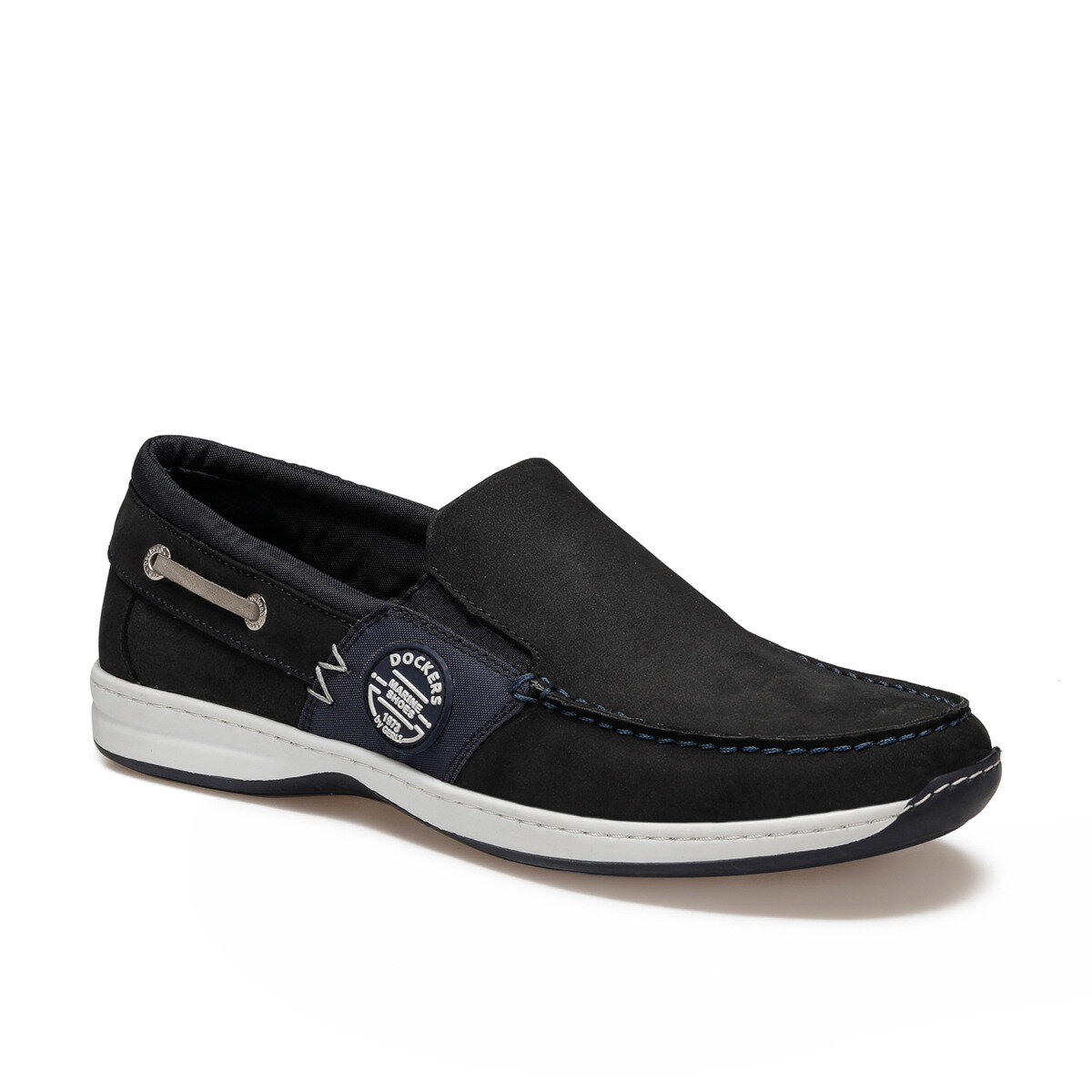 FLO 220101 Navy Blue Men 'S Shoes By Dockers The Gerle