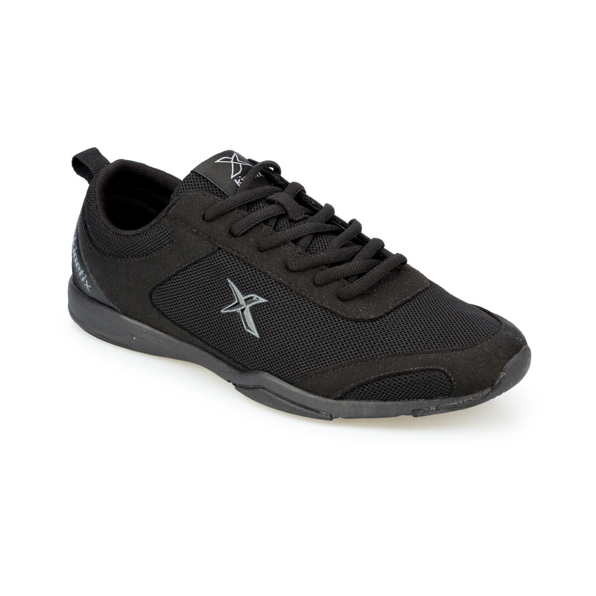 FLO VELEZ Black Men 'S Comfort Shoes KINETIX
