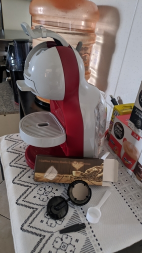 dolce gusto, nexpresso, porta capsulas, capsulas dolce gusto, como comprar capsulas dolce gusto, capsulas dolce gusto reutilizáveis