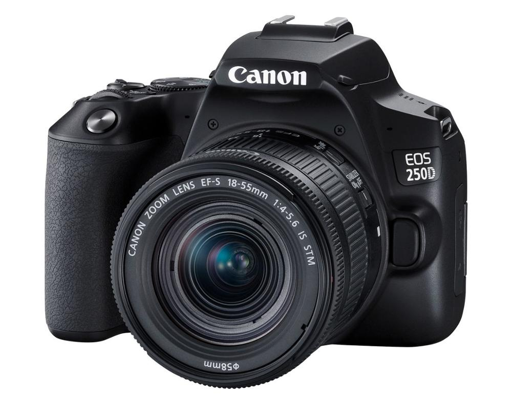 Canon 250D Rebel SL3 DSLR Camera