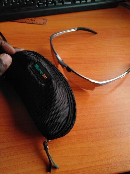 Mulheres Óculos de Visão Noturna Moldura Alumínio Magnésio