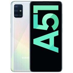 Samsung Galaxy A51 4 ГБ/128 Гб белый (Prism давит белый) Dual SIM A515