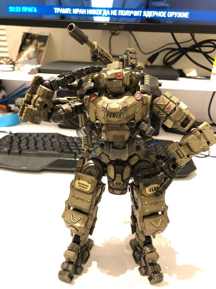 -- Fsteel Modelo Militar