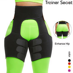 Trainer Secret Neopreen Afslanken Riem Body Been Shaper Gewichtsverlies Vetverbranding Taille Trainer Zweet Taille Riem Workout Dij Vorm
