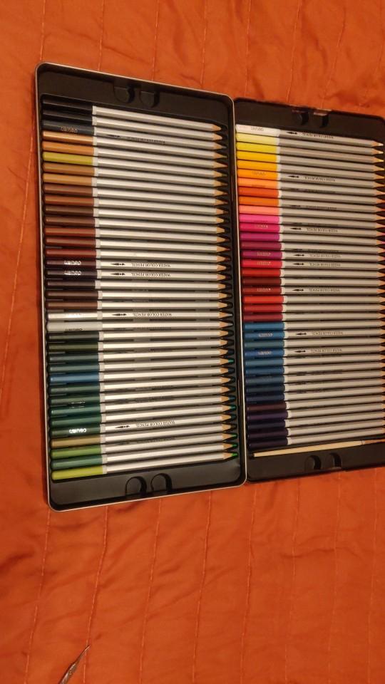 -- Aquarela Colores Pastel