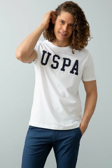U.S. POLO ASSN. Crew Neck Regular T-Shirt
