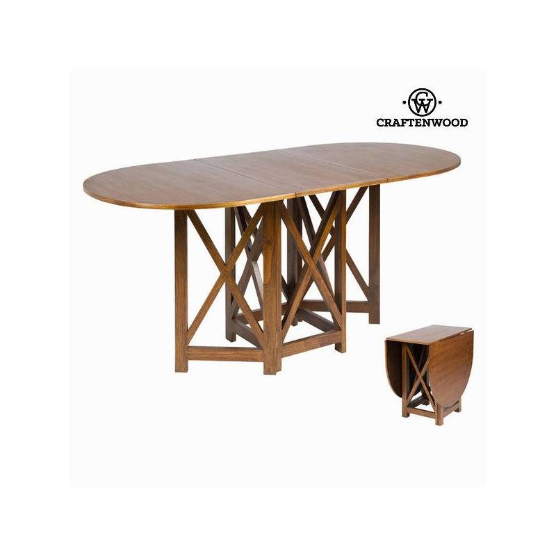 Book Table Walnut Color-Collection Serious Line By Craftenwood
