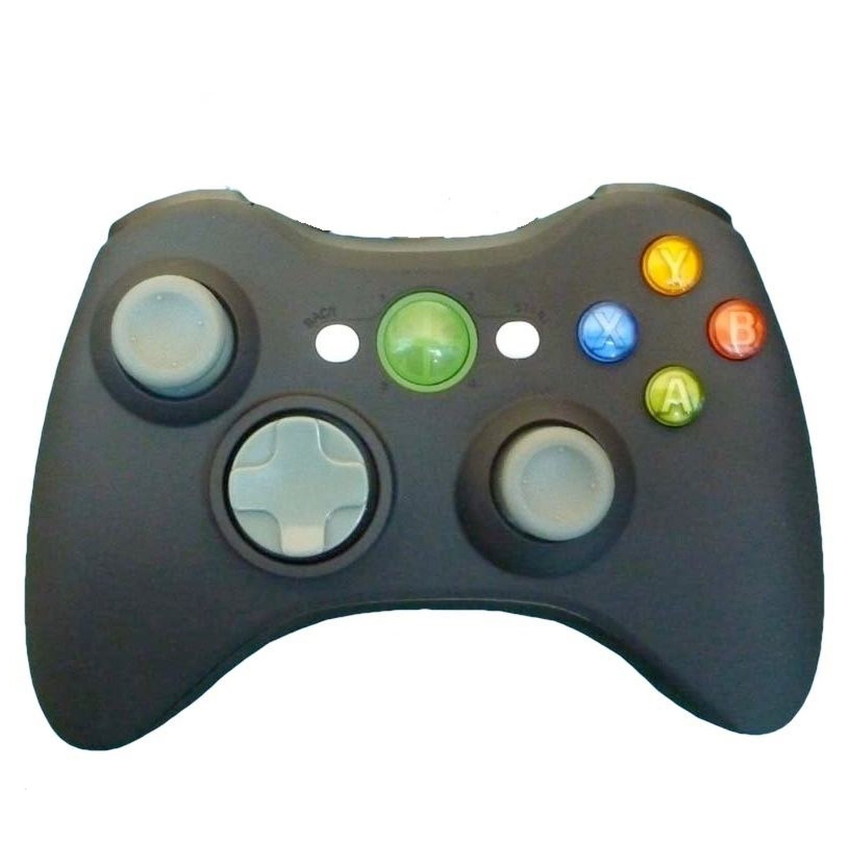 XBOX 360 Wireless Controller Microsoft * COMPATIBLE * BLACK цена и фото
