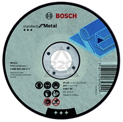 Круг отрезной BOSCH 115х2.5х22 Standard for Metal (2.608.603.164)