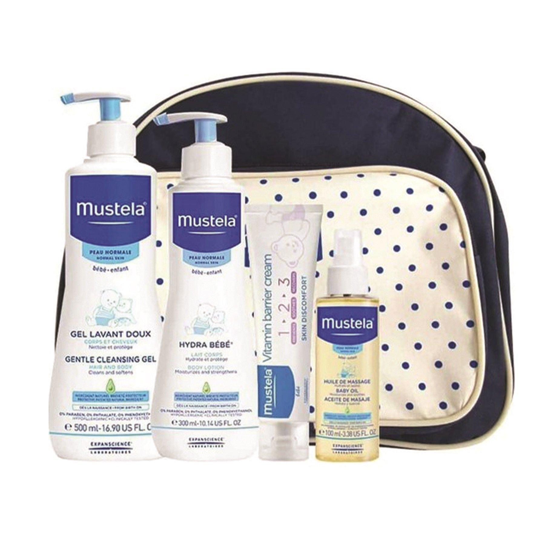 Mustela Hello Baby Care Bag Set