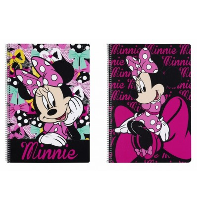 BOOK FOLIO 80 H HARDCOVER MINNIE