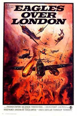 飞越伦敦上空的鹰
