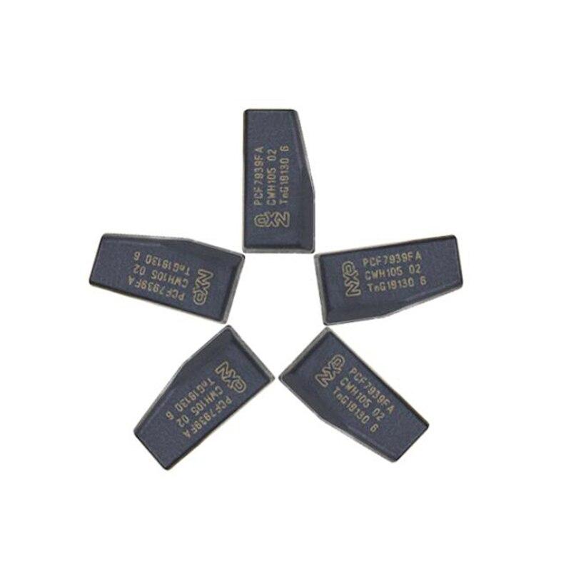 50PCS Original PCF7936AA PCF7936AS ID46 Blank Key Transponder HITAG 2 Chip