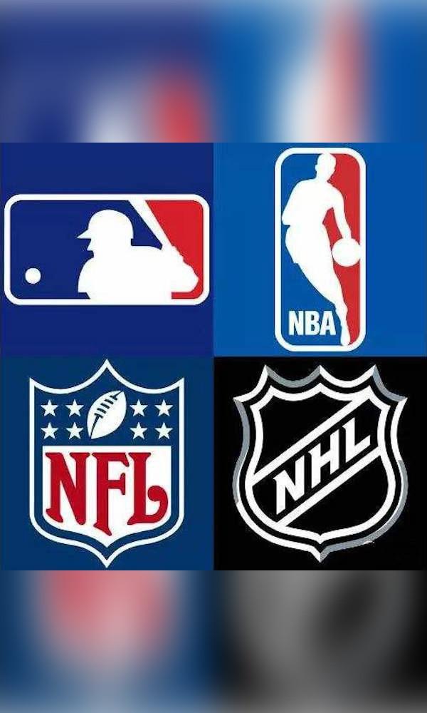 北美四大职业体育联盟