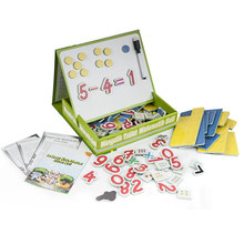 Magnetic Tablet Math For Children Intelligence Developer Training and Game Set