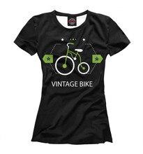 Girls's T-shirt classic bike