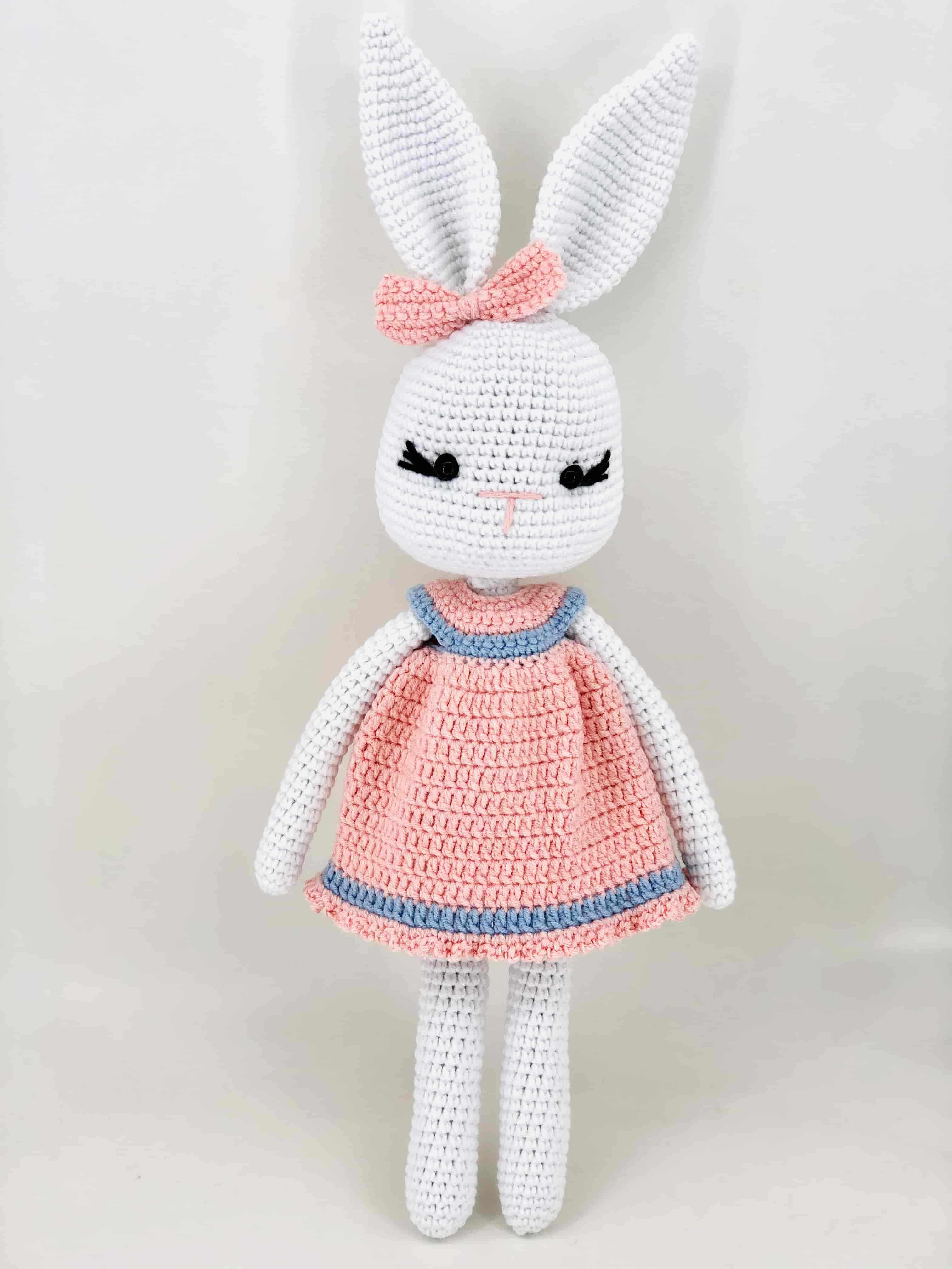 Crochet doll clothes pattern - Pink Crochet Clothes Pattern for ... | 4032x3024
