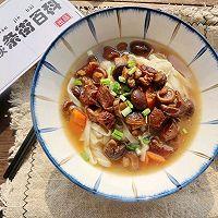 干香菇炖牛肉❤️肉质软烂❗️菌香十足!宴客菜年夜饭的做法图解16