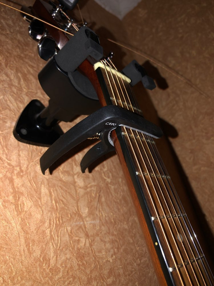 SLOZZ Plastic Guitar Capo for 6 String Acoustic Classic Electric Guitarra Tuning Clamp Musical Instrument Accessories|guitar capo|instrument accessoriesmusical instrument accessories - AliExpress