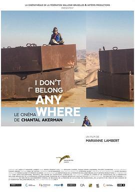 我不屬于任何地方 - 香特爾·阿克曼的電影