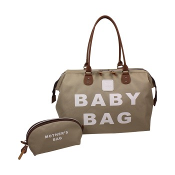 Baby Diaper Bags Stylo Baby Large Capacity Bag Mother Mummy Mom Baby Multifunctional Waterproof Outdoor Travel Maternity