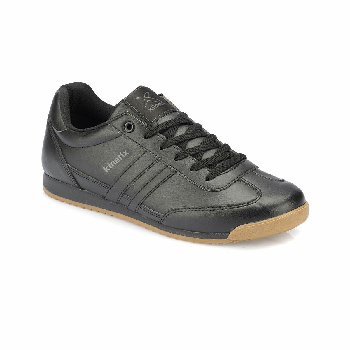 FLO HALLEY PU M Black Men 'S Sneaker Shoes KINETIX